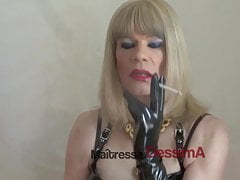Fantastic SMOKING  IN PVC