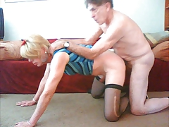 wendy jane gettin facefucked, buttfucked and eatin the blast