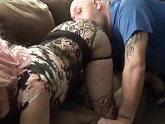DrrtyTara being rimmed by Father