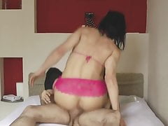 Super Feminized TV Lucienne Capitulates Her Plump Sweet Booty P.2