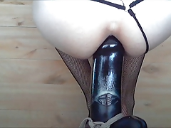 Taking my big fuck stick