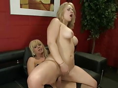 Tranny Headmistress Pounding Female Student... IT4